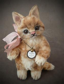 Amber Rose the Palm Kitten