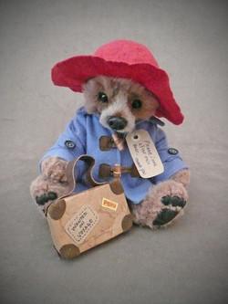 "Paddington Bear 12"" size"
