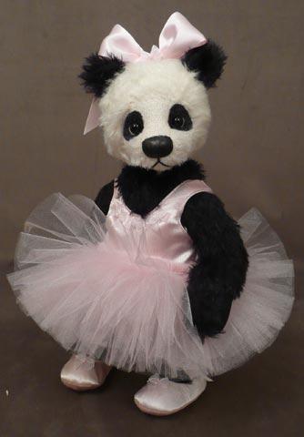 Portia the dancing panda