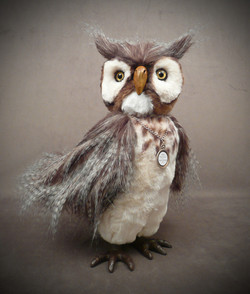 Owl from Hundred Acre Wood