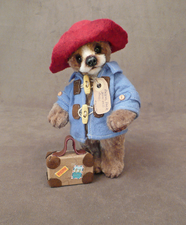 "Little Paddington Bear 7"""