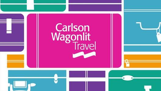 Carlson Wagonlit Travel - Digital Signage