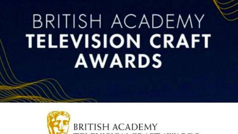 BAFTA TELEVISION CRAFT AWARD NOMINATION