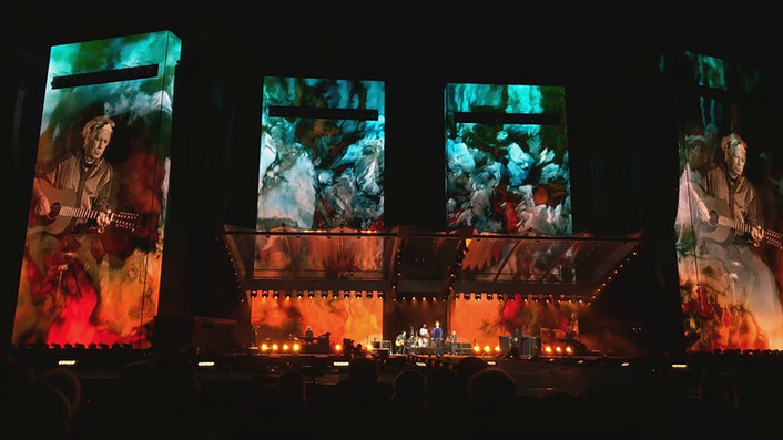 The Rolling Stones - Live Visuals