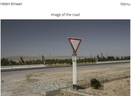 IMAGE OF THE ROAD - HELEN KIRWAN