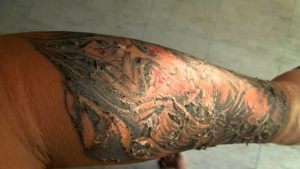 Tattoo Aftercare Determines Life-long Quality