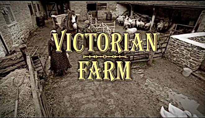 VICTORIAN FARM - BBC2