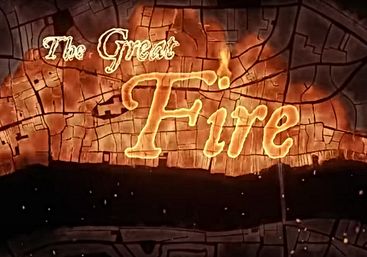 THE GREAT FIRE - C5