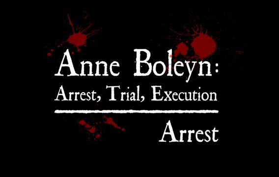 ANNE BOLEYN - C5