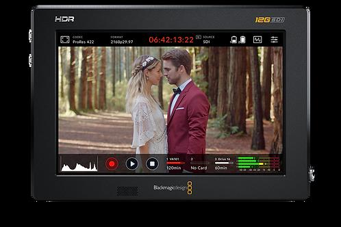"Video Assist 7"" 12G-SDI/HDMI HDR Recording Monitor"