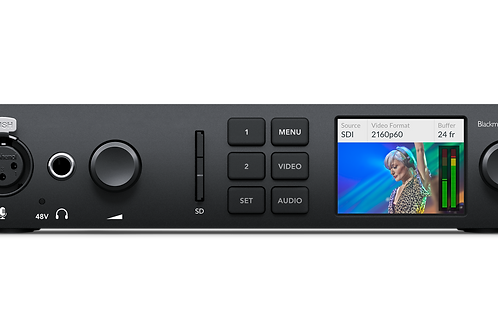 UltraStudio 4K Mini Capture & Playback Unit
