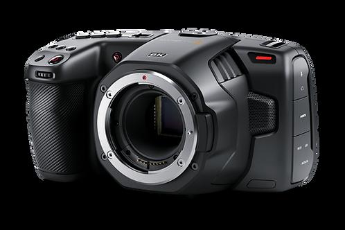 Blackmagic Pocket Cinema Camera 6K Lens Mount