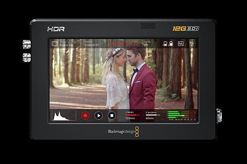"Video Assist 5"" 12G-SDI/HDMI HDR Recording Monitor"