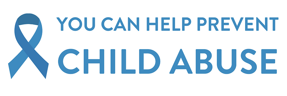Child Abuse Prevention Month website hea