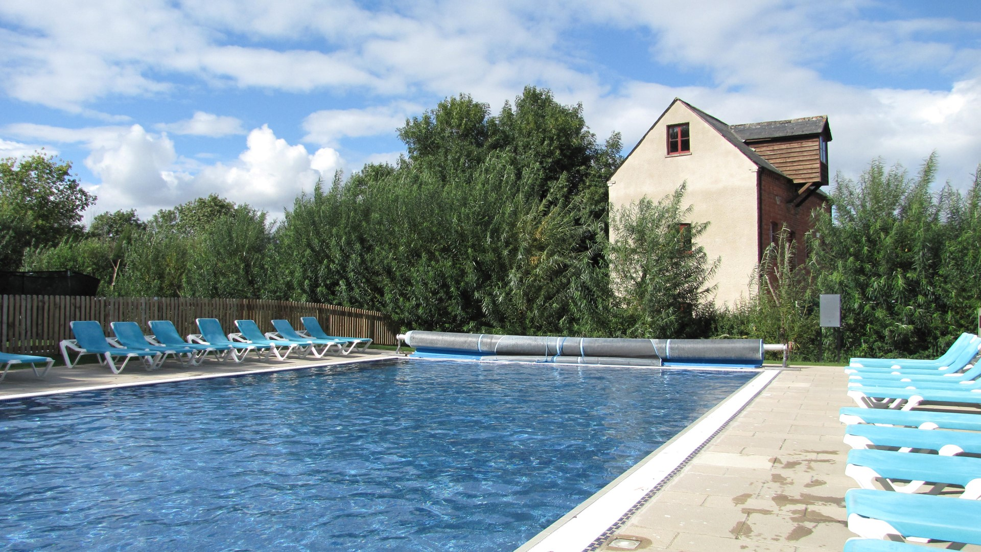 Mill Village pool