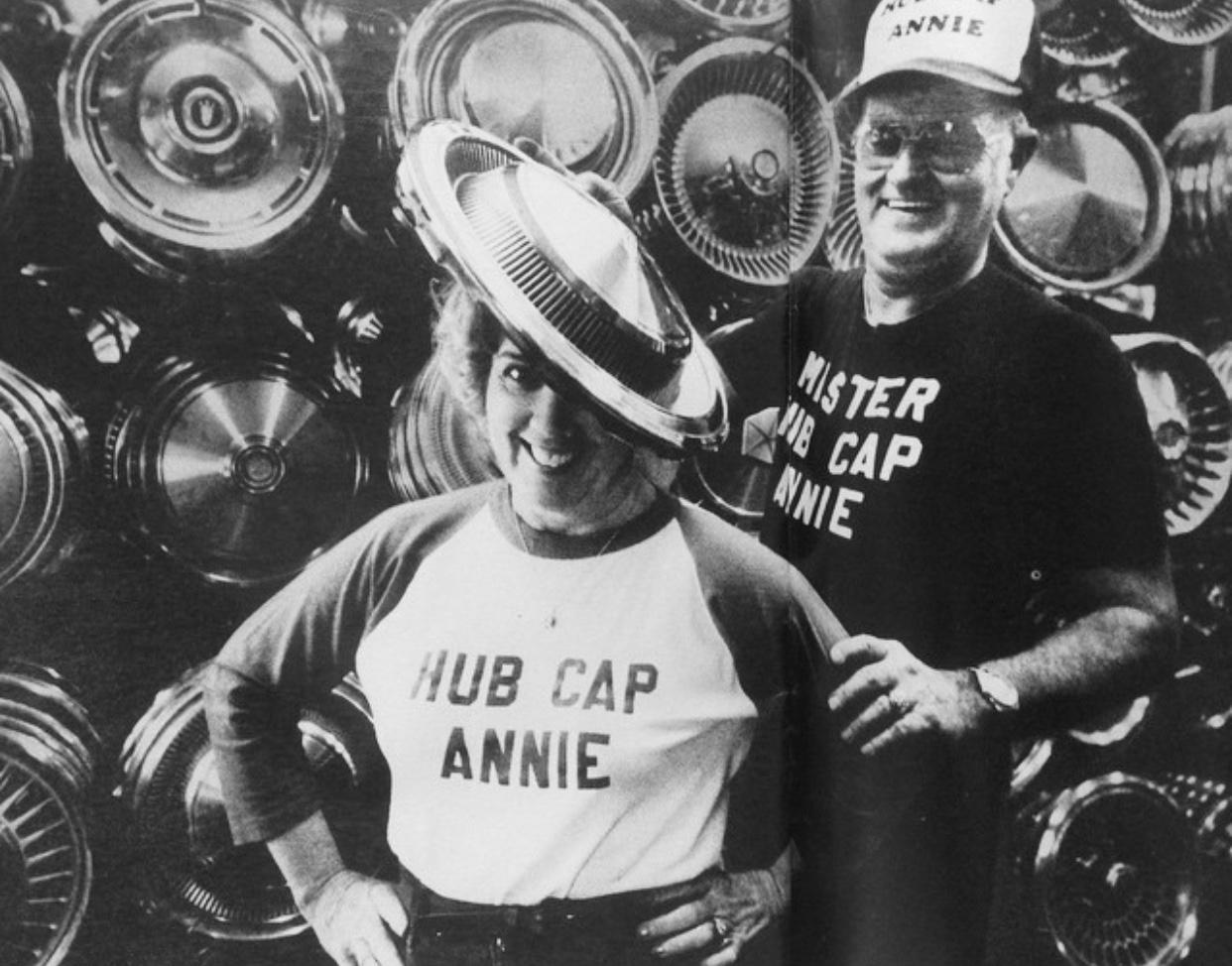 Hub Cap Annie