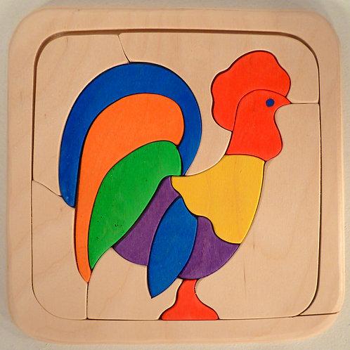 Hahn Puzzle