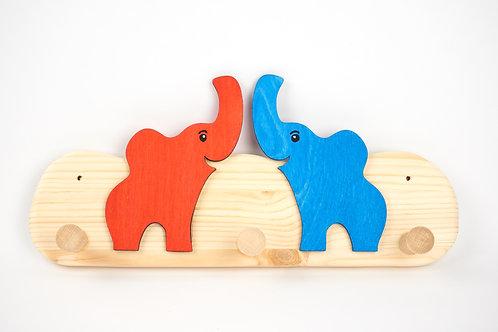 Garderobe - Elefanten