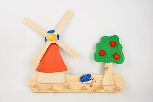 Garderobe groß - Windmühle