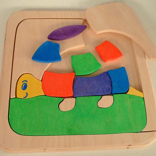 Schildkröten Puzzle