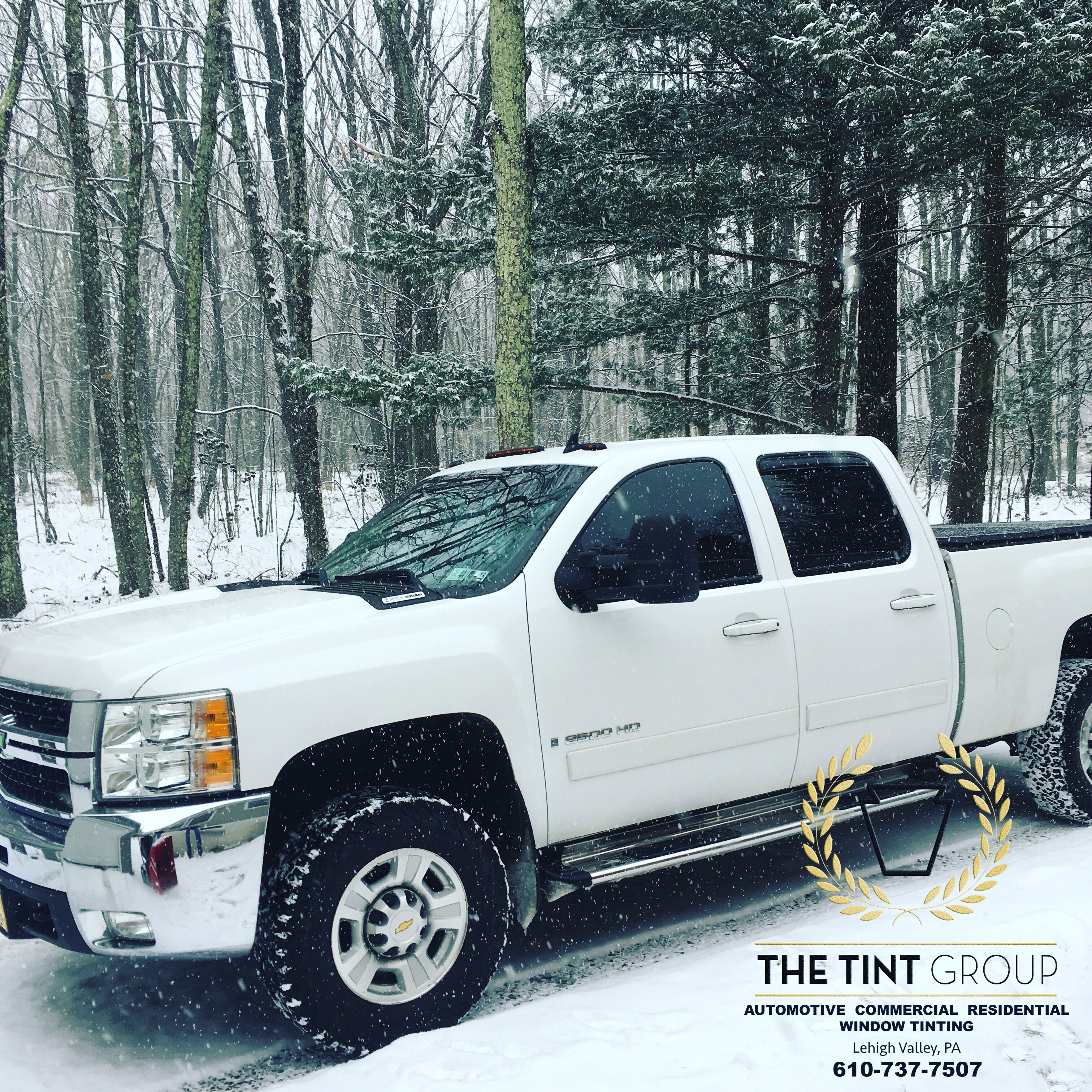 window tinting for trucks near me