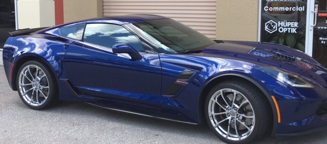 2017 Chevy Corvette Z06