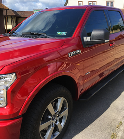 truck window tinting lehigh valley pa