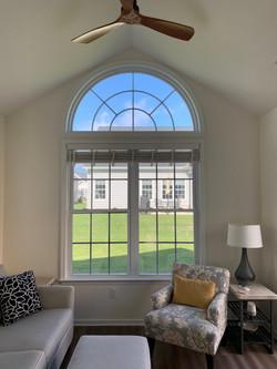 Window tint to protect home furnishings