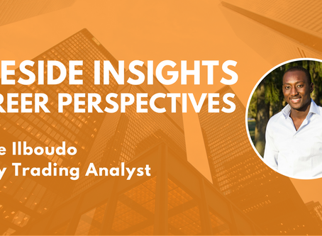 Career Perspectives: the Life of an Equity Trading Analyst