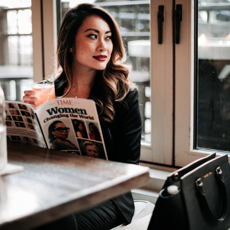 Unstoppable and Fierce: How Madison/Savile CEO Diana Nguyen Made the Leap from Finance to Fashion