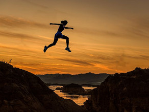 Believe in the Power of You- Your Goals Are Just a Leap of Faith Away