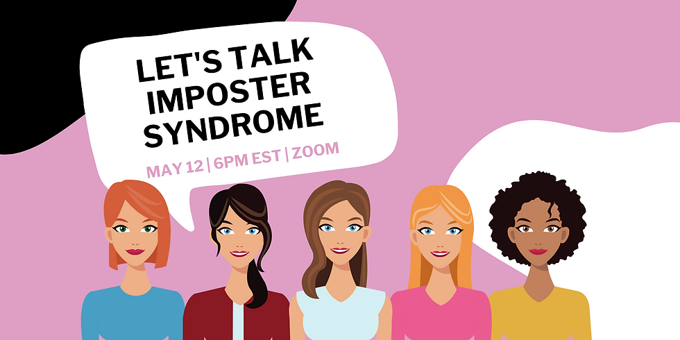 Wisdom Wednesday: Imposter Syndrome