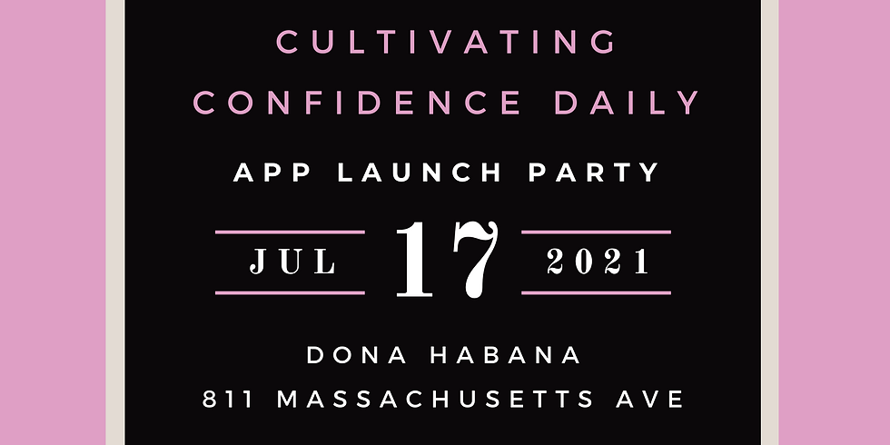CCD App Launch Party