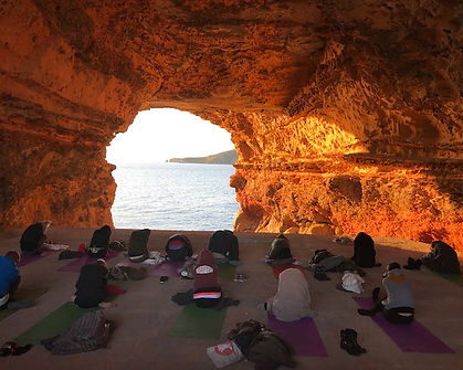 Yin Yoga Teacher Training on Ibiza