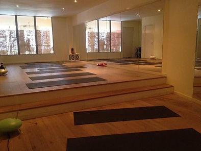 a peak inside Rise & Shine Yoga Hilversum