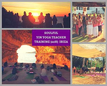 60 hrs yin yoga teacher training Ibiza