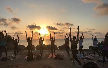 yin yoga teacher trainings on Ibiza