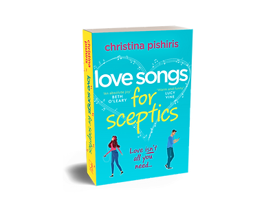 Love Songs for Sceptics book cover