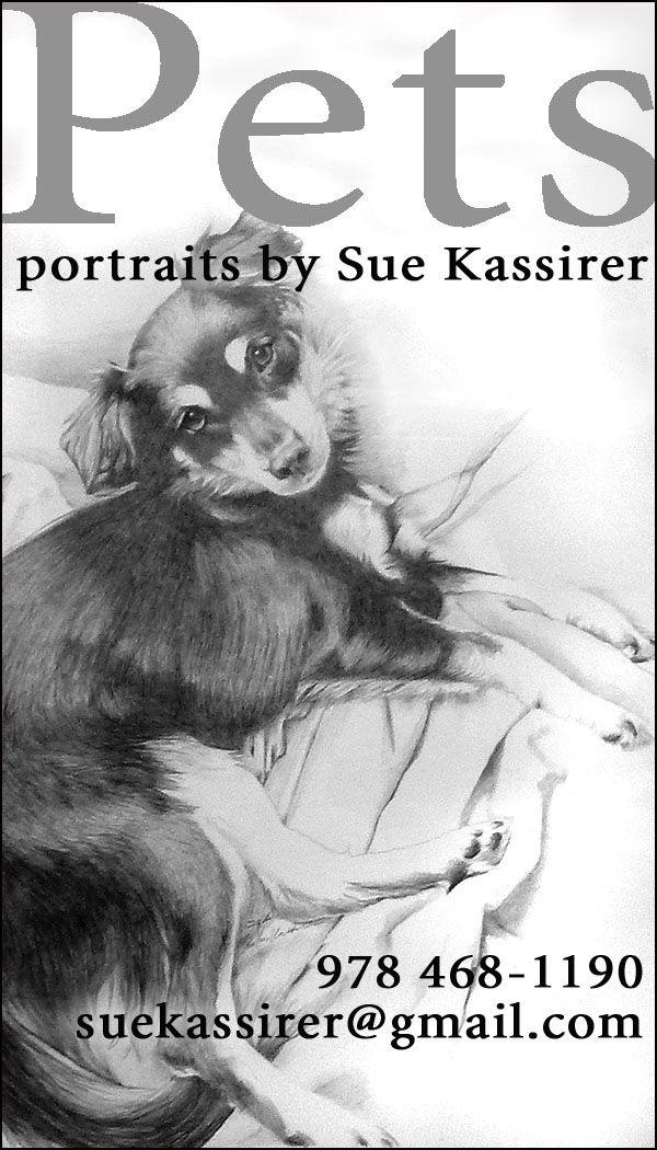 Suki portrait