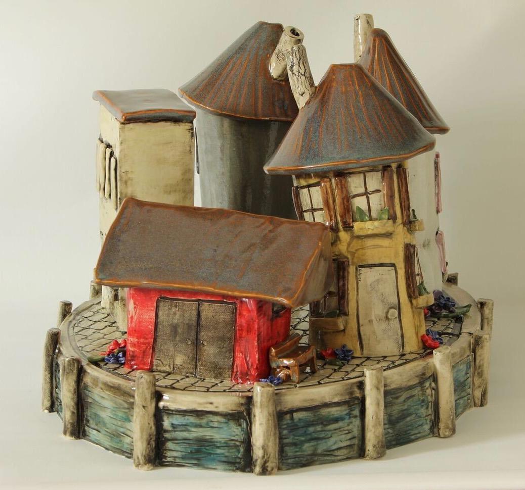 Maris' award winning Village