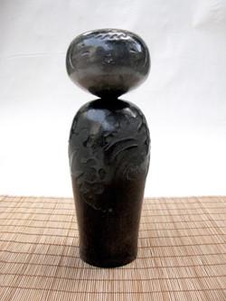 Black Kokeshi