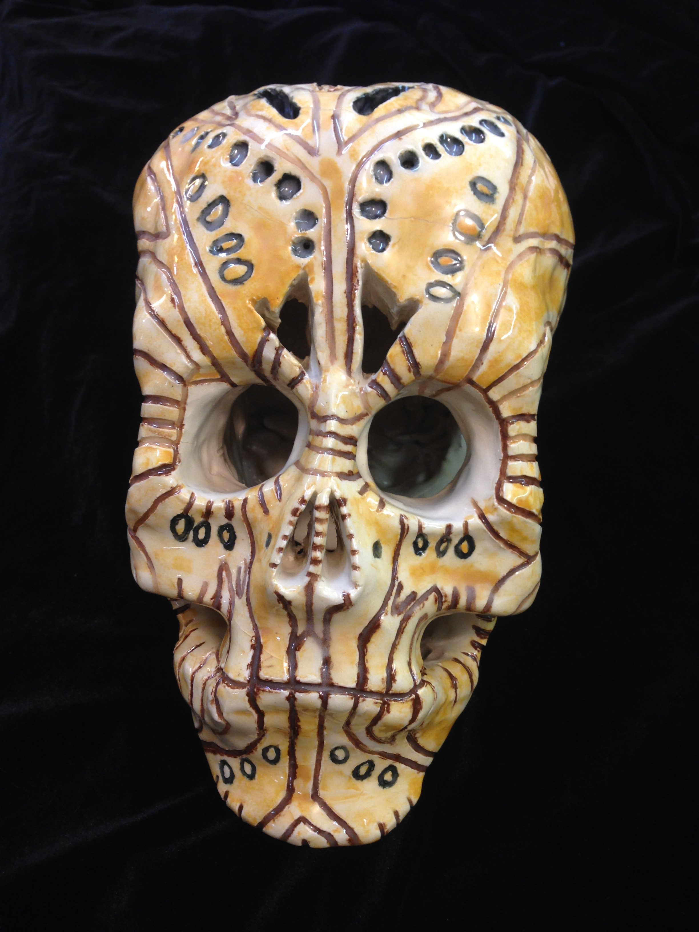 Skull by Ben