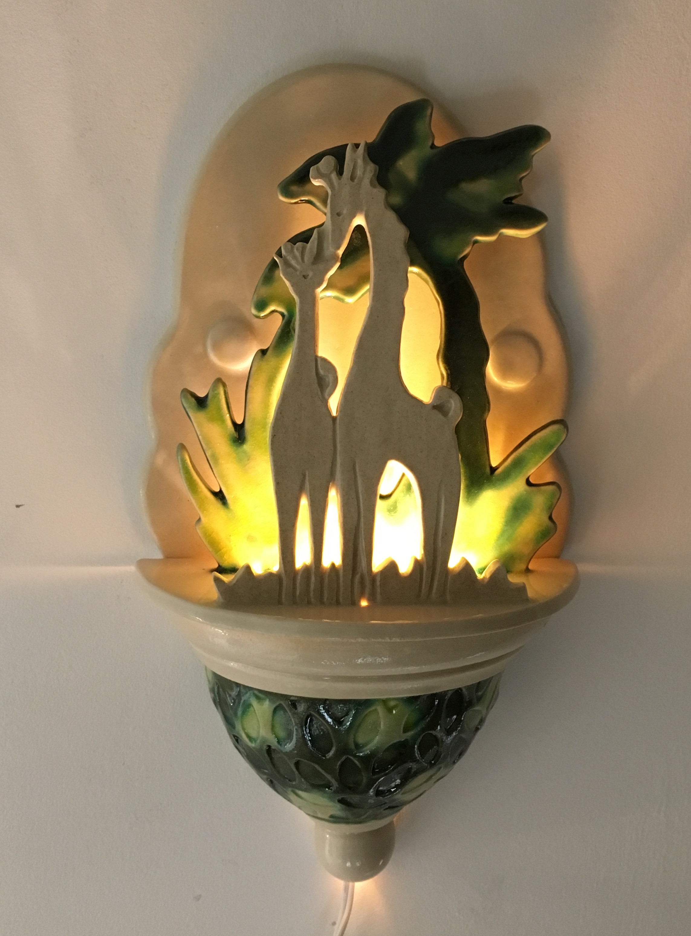 Olivia's lamp
