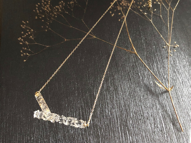 icicle necklace