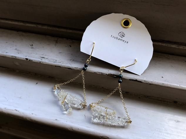 icicle earring/pierce