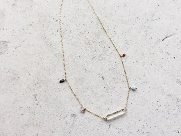夏の標本 necklace