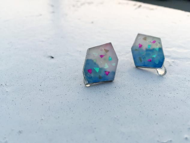 雨とネオン earring/pierce