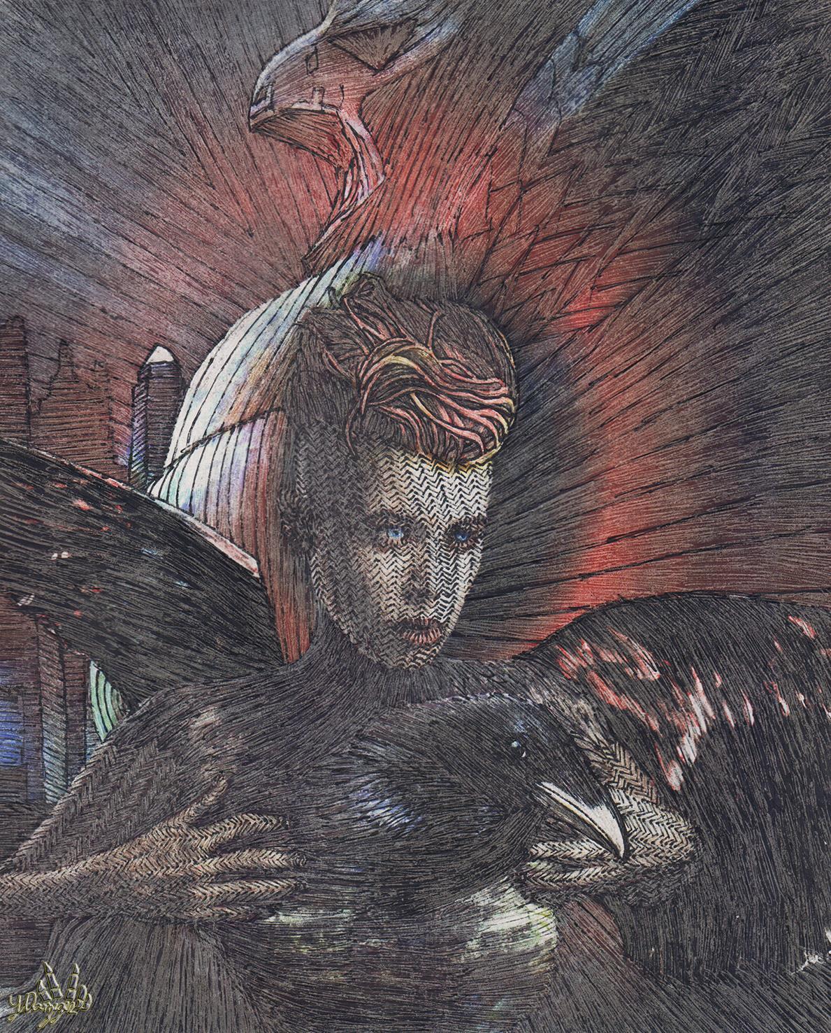 Queen Raven