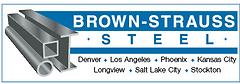 Brown-Strauss Steel Logo