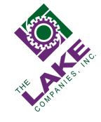 The Lake Companies Logo